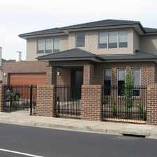 Rental info for UNIQUE, MODERN AND VERY SPACIOUS HOME IN THE SCHOOL ZONE