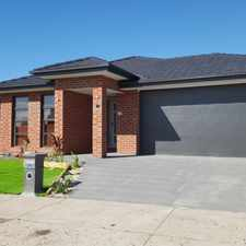 Rental info for Walking distance to Mernda Village Drive shopping distric and St Joseph's Catholic Primary School!