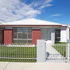 Rental info for BRAND SPANKING NEW HOME AND A LEISURELY STROLL TO THE QUAY and FORESHORE in the Erskine area