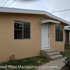 Rental info for 1633-1637 255th Street in the Harbor City area