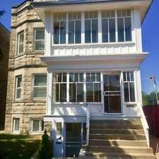 Rental info for 109-115 S. Maple Ave in the Oak Park area