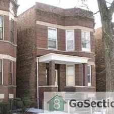 Rental info for Three-Bedroom in 2-Flat with All Utilities!! in the Park Manor area
