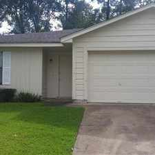 Rental info for ***3BR 2BA Home In Crown Colony ***