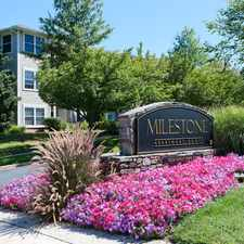Rental info for Milestone Apartment Homes