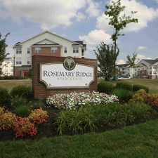 Rental info for Rosemary Ridge