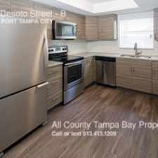 Rental info for 6831 S. Desoto Street in the Port Tampa City area