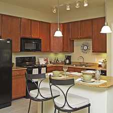Rental info for Amalfi at Tuscan Lakes in the Alvin area