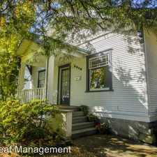 Rental info for 6519 19th Ave NE in the Roosevelt area