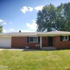 Rental info for 5445 W. Southport Road
