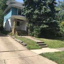 Rental info for 4944 Edgepark Drive in the Garfield Heights area