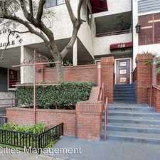 Rental info for 730 W 4th St Unit 303 in the Los Angeles area