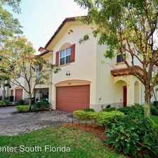 Rental info for 4734 South Prive Circle