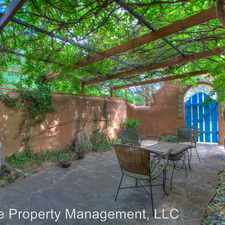 Rental info for 865 Don Diego Unit B in the Santa Fe area