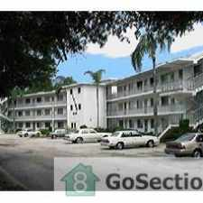 Rental info for Partial furnished 1 bedroom condo in a 55+ community . Close to everything , Excellent location, along with many emintities . Must be 55 . Very very nice complex.