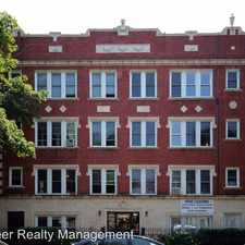 Rental info for 1429 W. Lunt