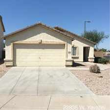 Rental info for 22836 W. Yavapai