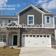 Rental info for 12732 Swann Branch Dr in the Brown Road area