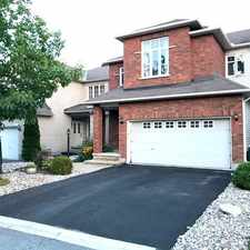Rental info for 61 Alameda Way in the Barrhaven area