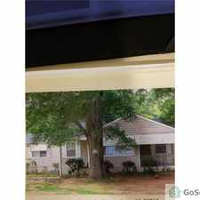 Rental info for nice house in a good neighbor hood . in the Huffman area