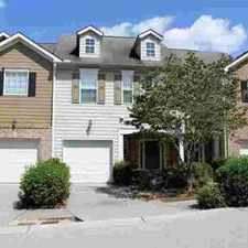 Rental info for 6397 Mossy Oak Lndg Braselton Three BR, Well maintained townhome