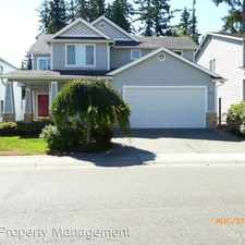 Rental info for 5700 154th Pl SW
