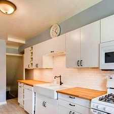 Rental info for Beautifully Renovated Townhouse. in the Woodbourne Heights area