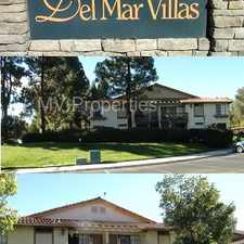 Rental info for Beautiful unfurnished one-bedroom in Carmel Valley! in the San Diego area