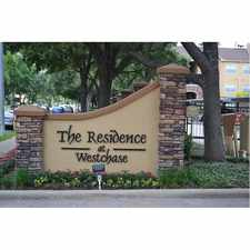 Rental info for Residence at Westchase