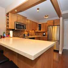Rental info for 950 Cambie St in the Downtown area