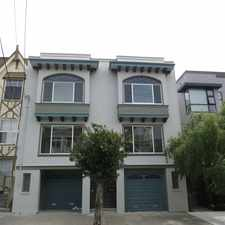 Rental info for $4995 2 bedroom Townhouse in Mission District in the Sunnyside area