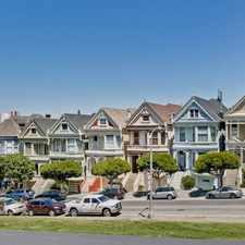 Rental info for $5500 1 bedroom Apartment in Haight-Ashbury in the San Francisco area
