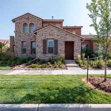 Rental info for $4500 3 bedroom Townhouse in Arapahoe County Littleton in the Highlands Ranch area