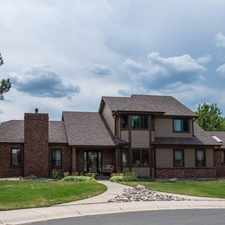 Rental info for $3200 4 bedroom House in Broomfield County Broomfield in the Broomfield area