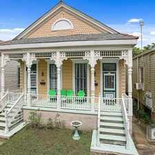 Rental info for $2000 2 bedroom Townhouse in Algiers in the New Orleans area