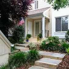 Rental info for $4000 2 bedroom Townhouse in Fairfax in the Fair Oaks area