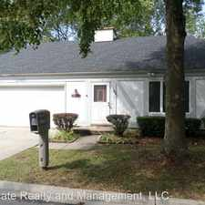 Rental info for 2860 Garden Dr. in the Lisle area