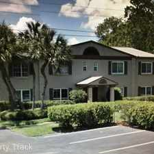 Rental info for 1326 Snell Isle Blvd Unit #3