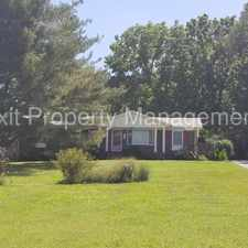 Rental info for 301 Shannon Drive