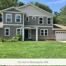 Rental info for Outstanding Opportunity To Live At The Minneapo... in the Fulton area