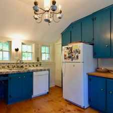 Rental info for 4 Bedrooms House - Nestled Among Beautiful Trees.