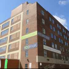 Rental info for 520 Park in the Baltimore area