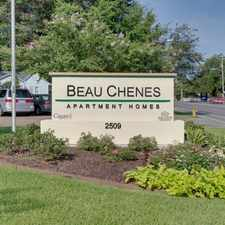 Rental info for Beau Chenes Apartments in the Lafayette area