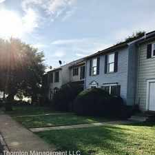 Rental info for 669 Highview Ct