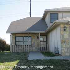 Rental info for 323 Commanche
