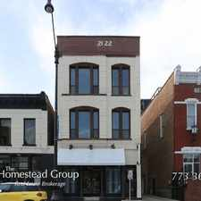 Rental info for The Homestead Group in the DePaul area