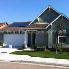Rental info for Fowler & Kings Canyon 3 Bedroom Home w/Solar!! - S. Bundy Dr.