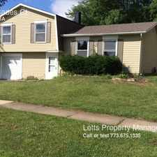 Rental info for 583 Cades Ct. in the Bolingbrook area