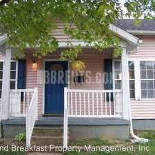 Rental info for 901 Lafayette Avenue,
