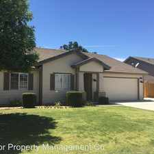 Rental info for 4405 Almond Grove Ln. in the Bakersfield area