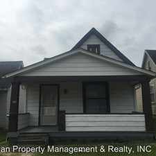 Rental info for 1301 Sinclair St